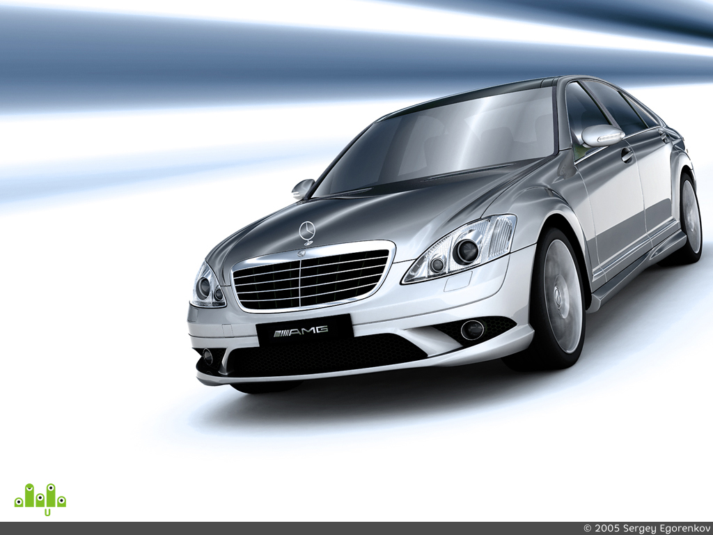 preview Mercedes S600 AMG