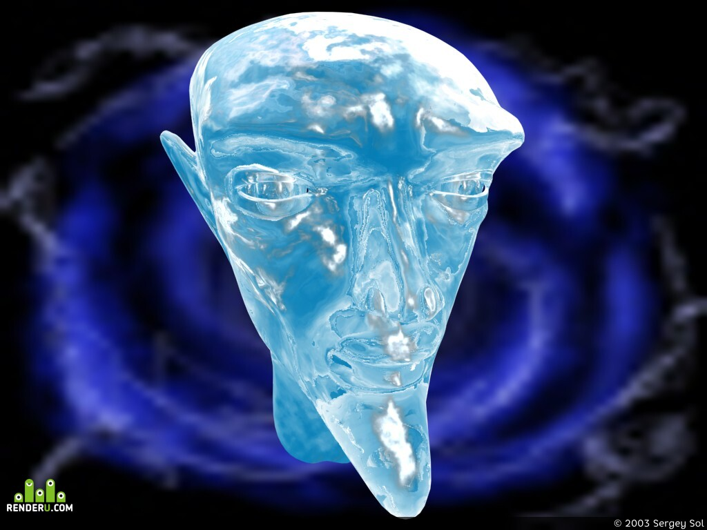 preview Ice-head