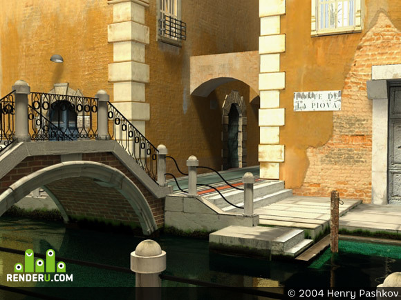 preview Venice:Ponte de la Piova