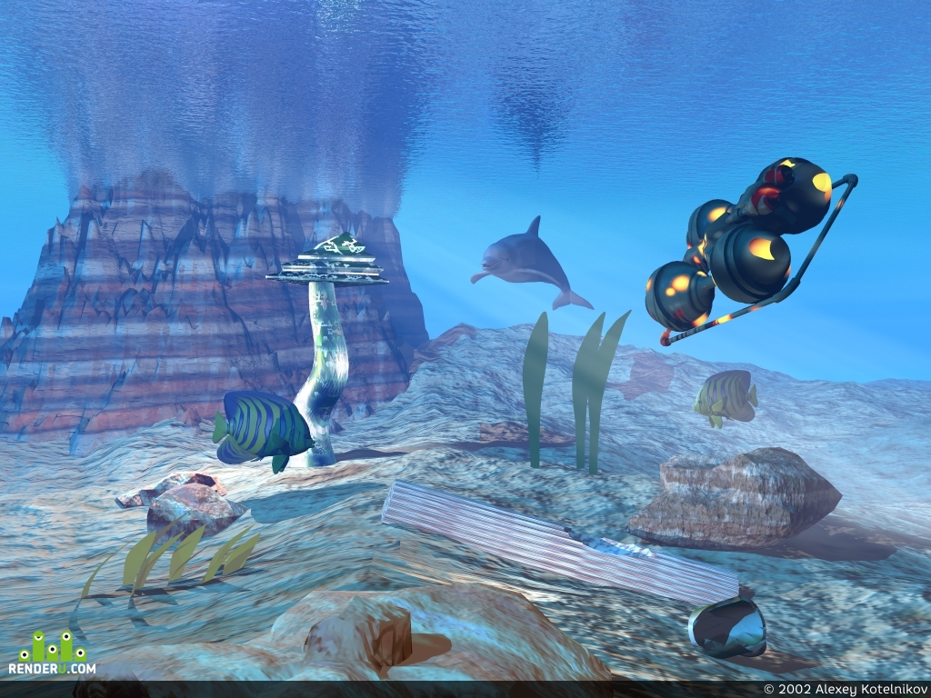 preview Underwater