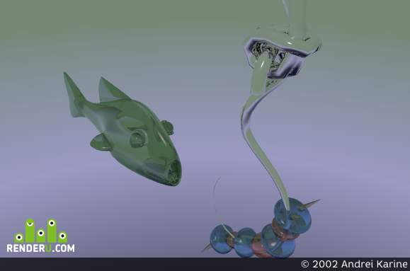 preview Glass Fish