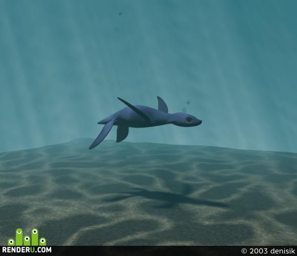 preview pod vodoy
