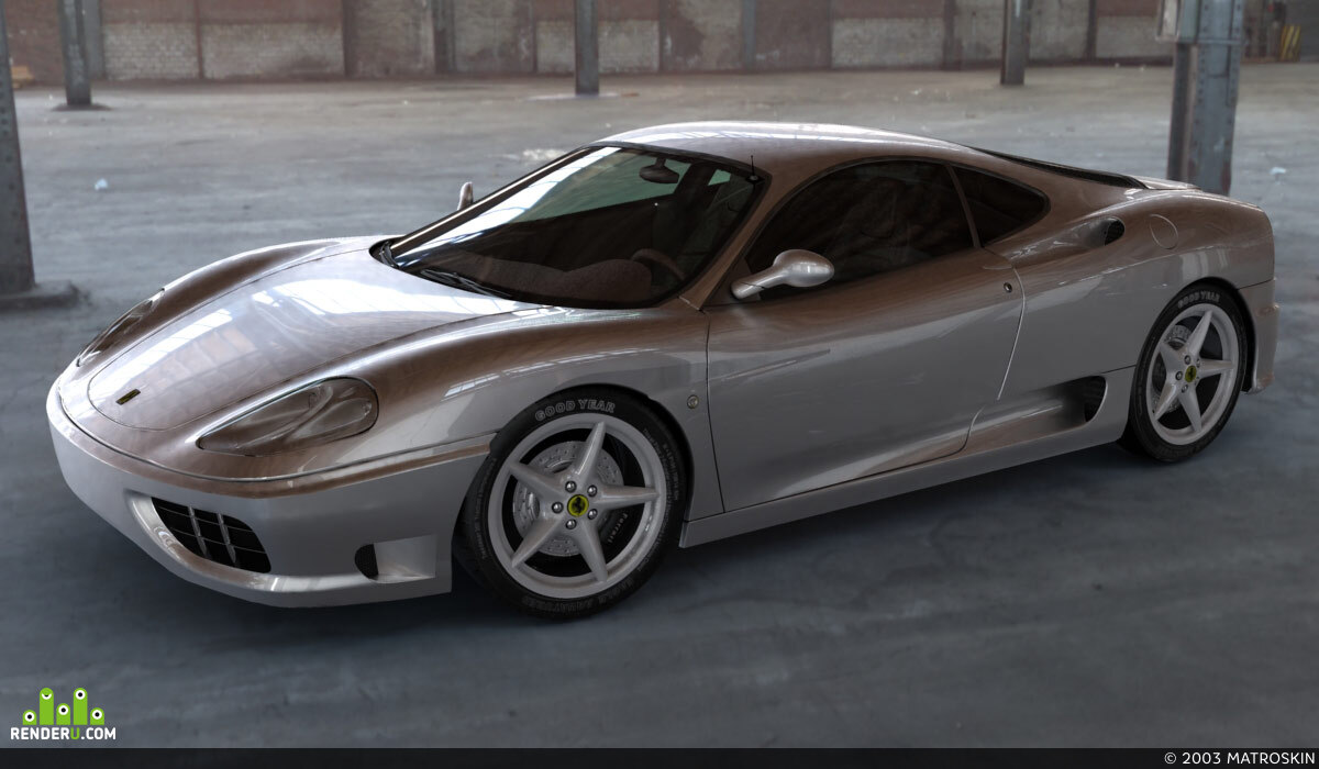 preview Ferrari 360 Modena - II