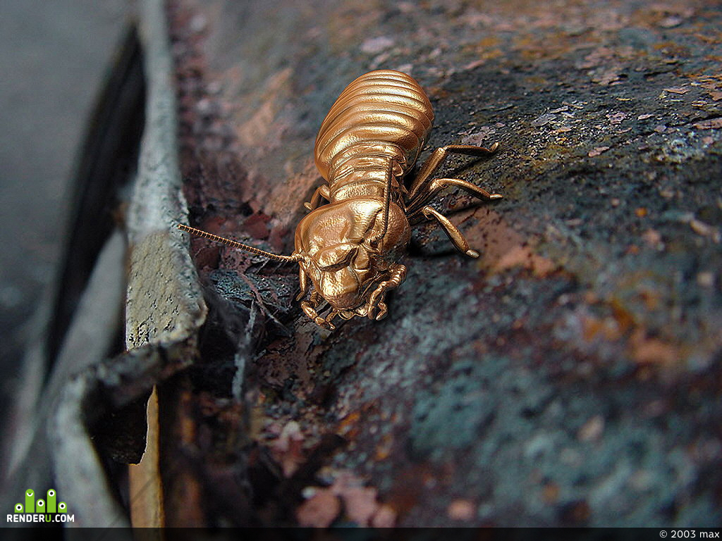 "preview ""Golden BUG"""
