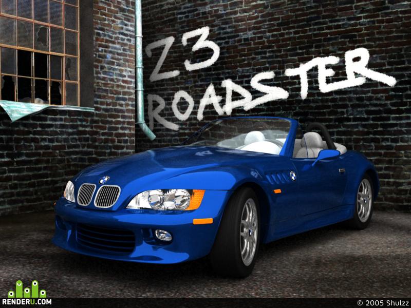 preview BMW Z3