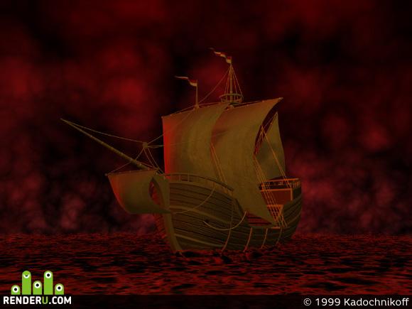 preview Krasnoe more