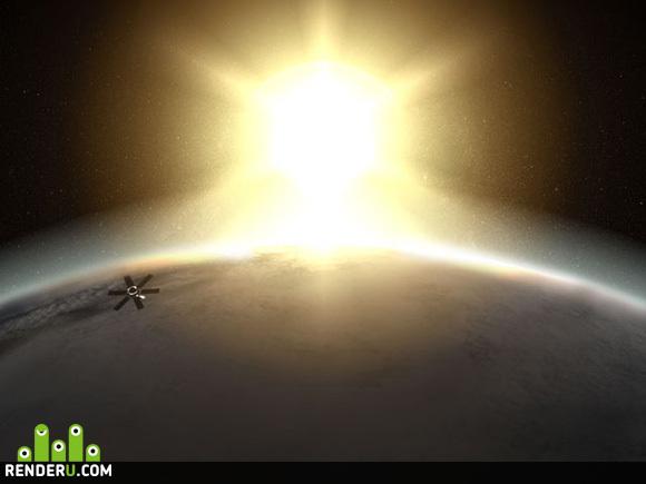 preview Zemlya v illyuminatore...