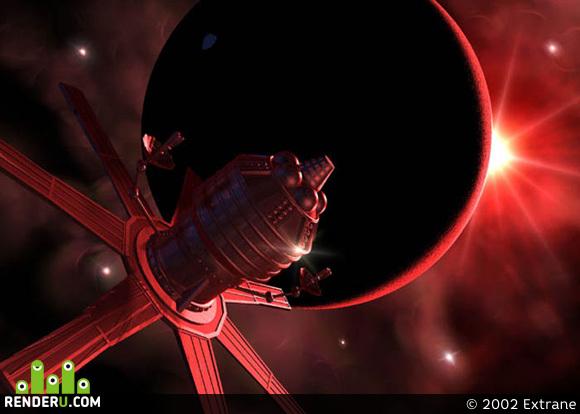 preview Krasnaya planeta (mars)