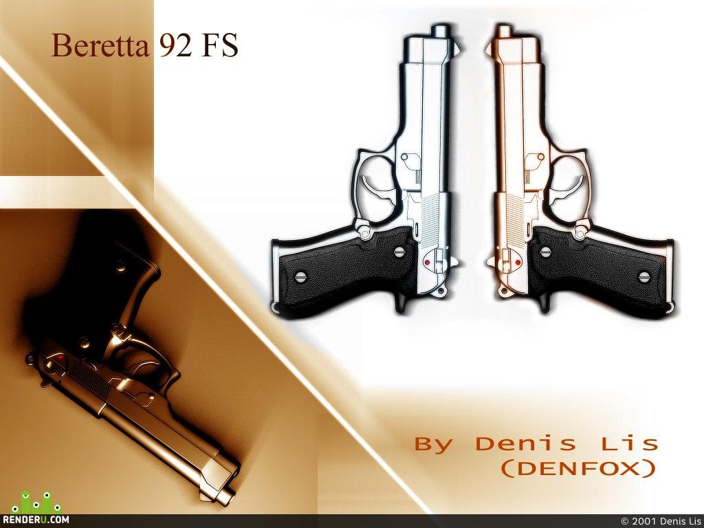 preview Beretta 92 FS