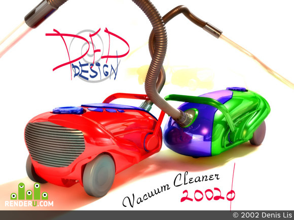 preview DFD Vacuum Cleaner