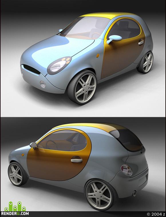 preview Concept Car