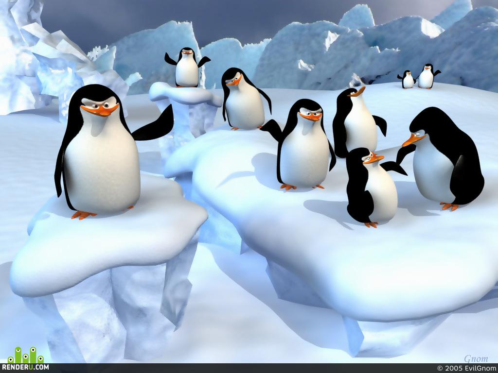preview Glupyie pingvinyi