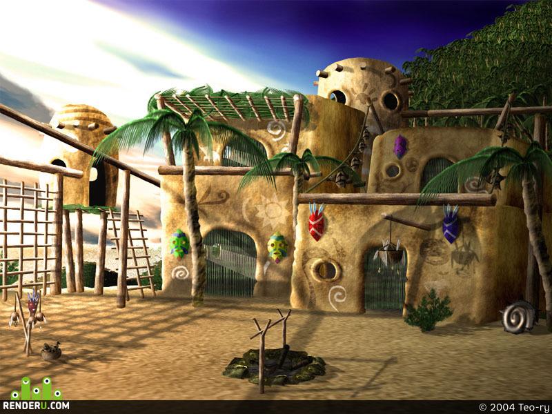 preview Pangea Village