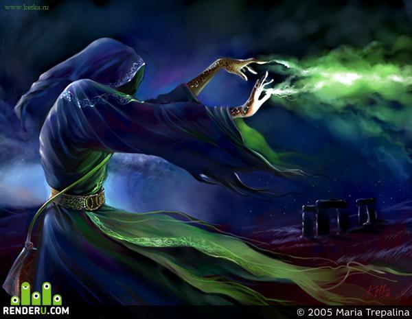 preview druid (predpolojitelno :)