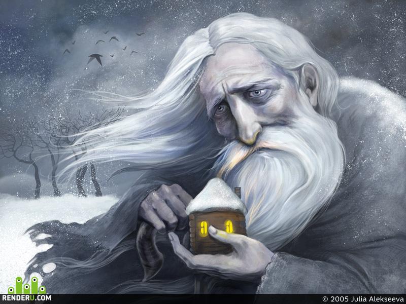 preview Старец Зима
