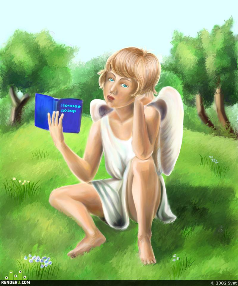 preview ангел