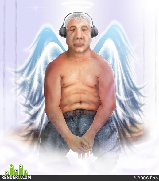 preview Ustavshiy Angel