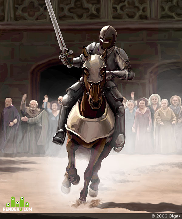 preview Рыцарь-спортсмен