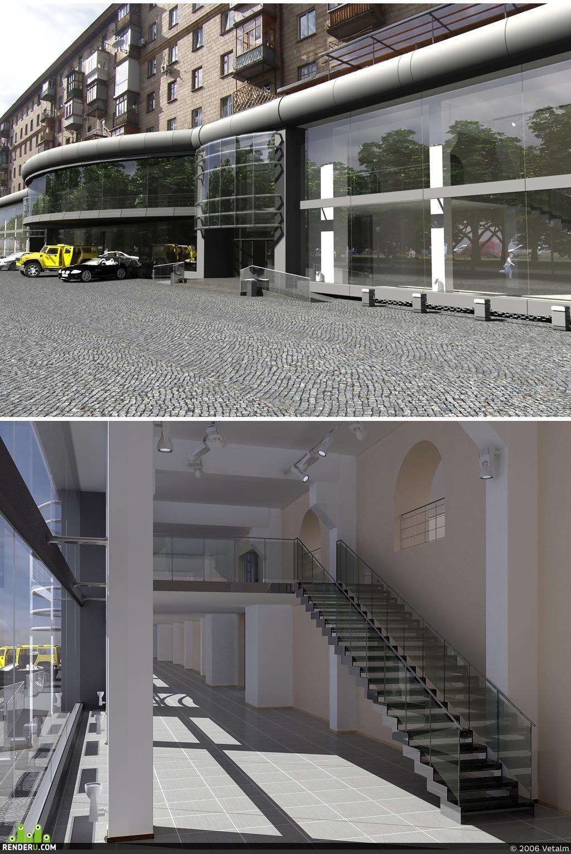 preview Rekonstruktsiya univermaga v Kieve