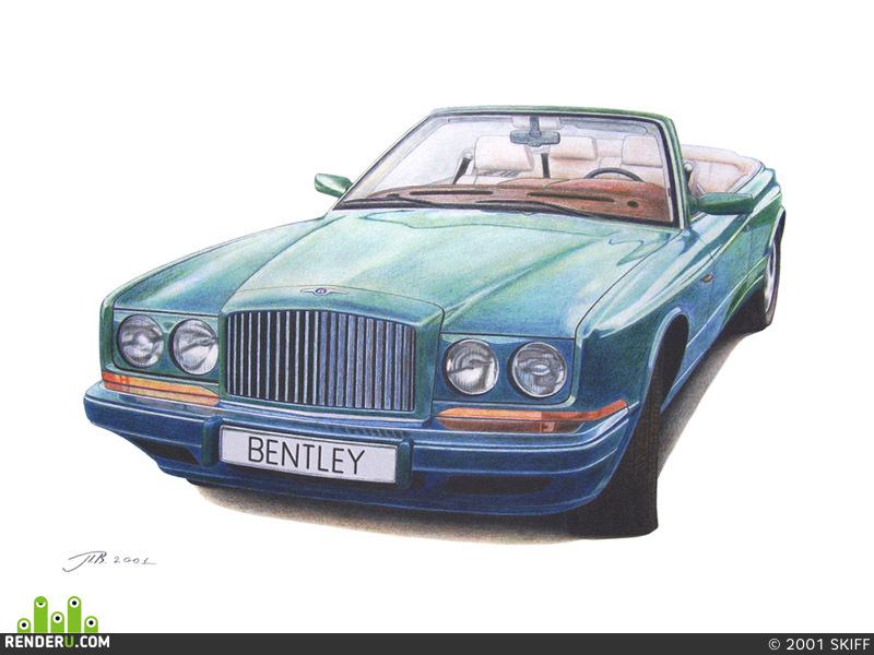 preview Bentley Azure