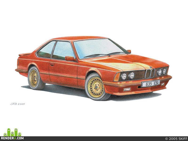 preview BMW 635CSi