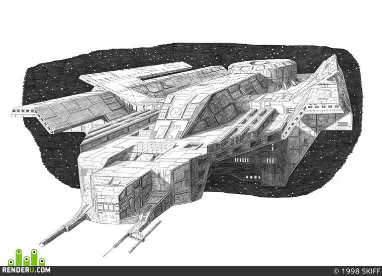 preview Kosmolёt 2