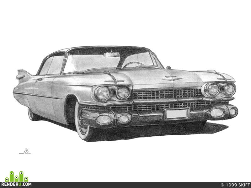 preview Cadillac Coupe de Ville