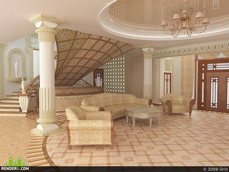 preview Lestnitsa v dome