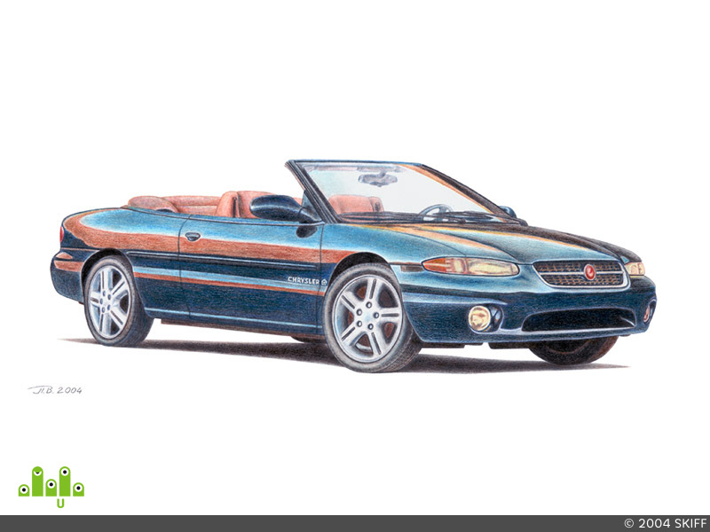preview Chrysler Sebring Convertible