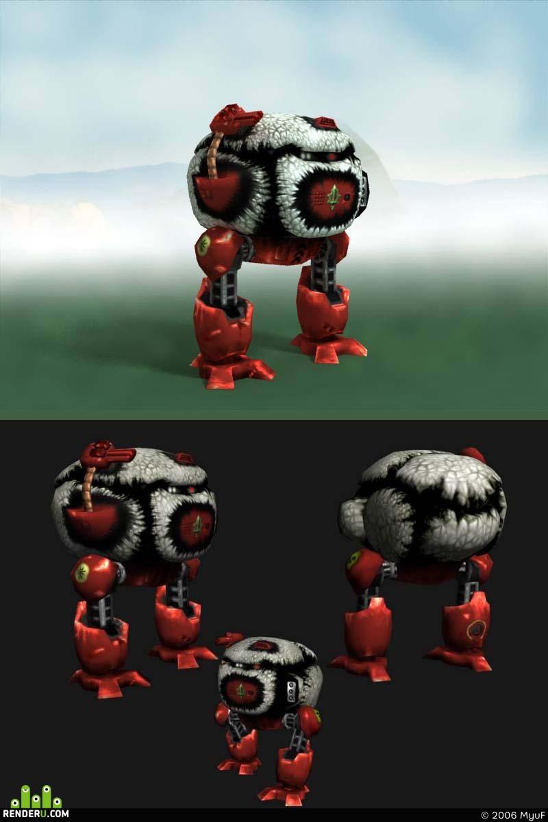 preview робот №2
