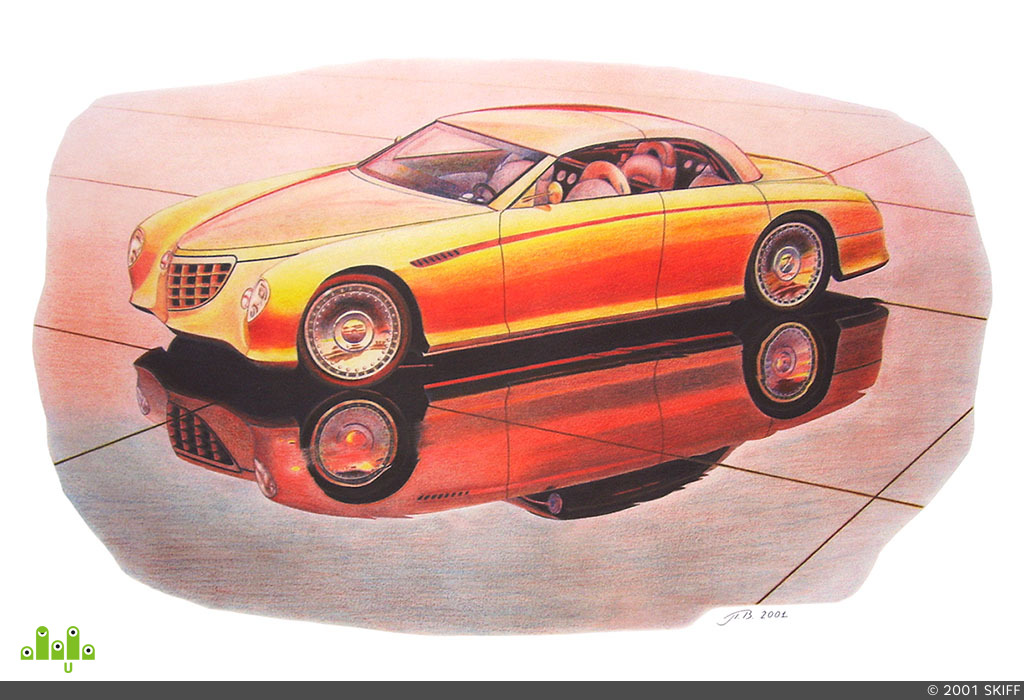 preview Концепт Chrysler Phaeton