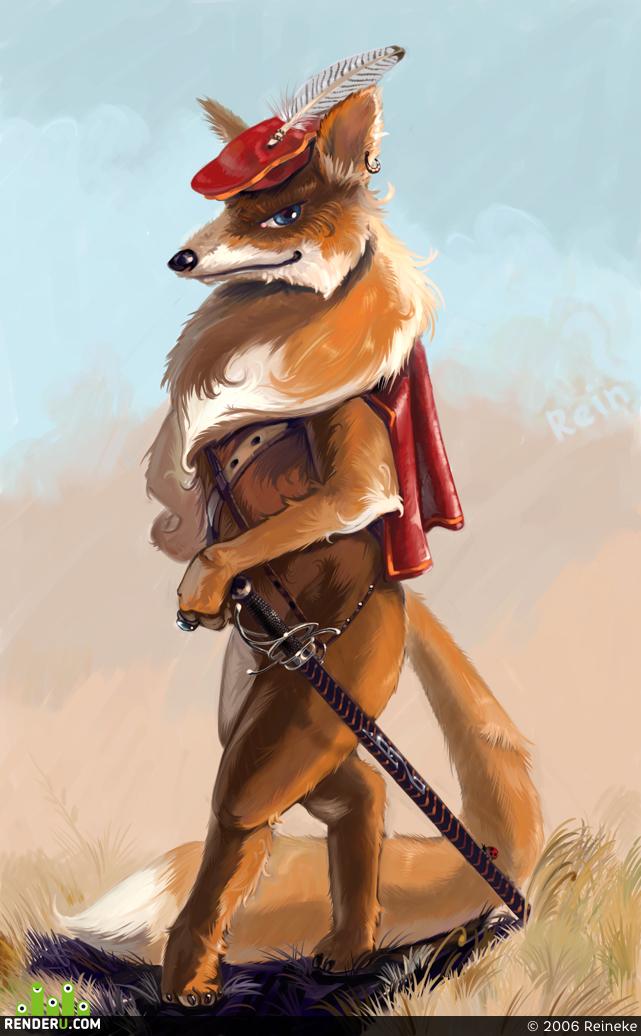 preview Reynard the Fox