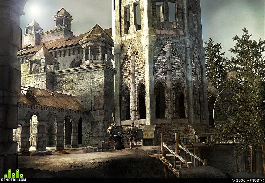 preview Монастырь