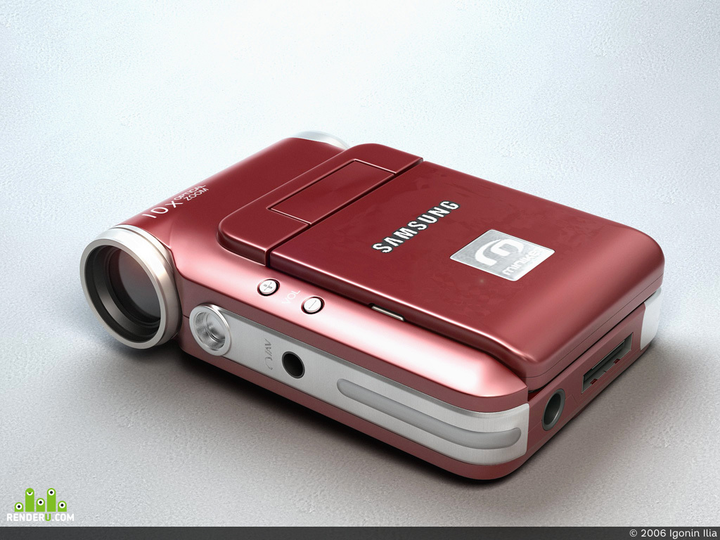 preview samsung vp-m110