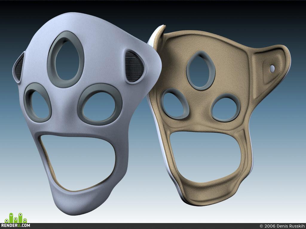 preview Ментальная маска