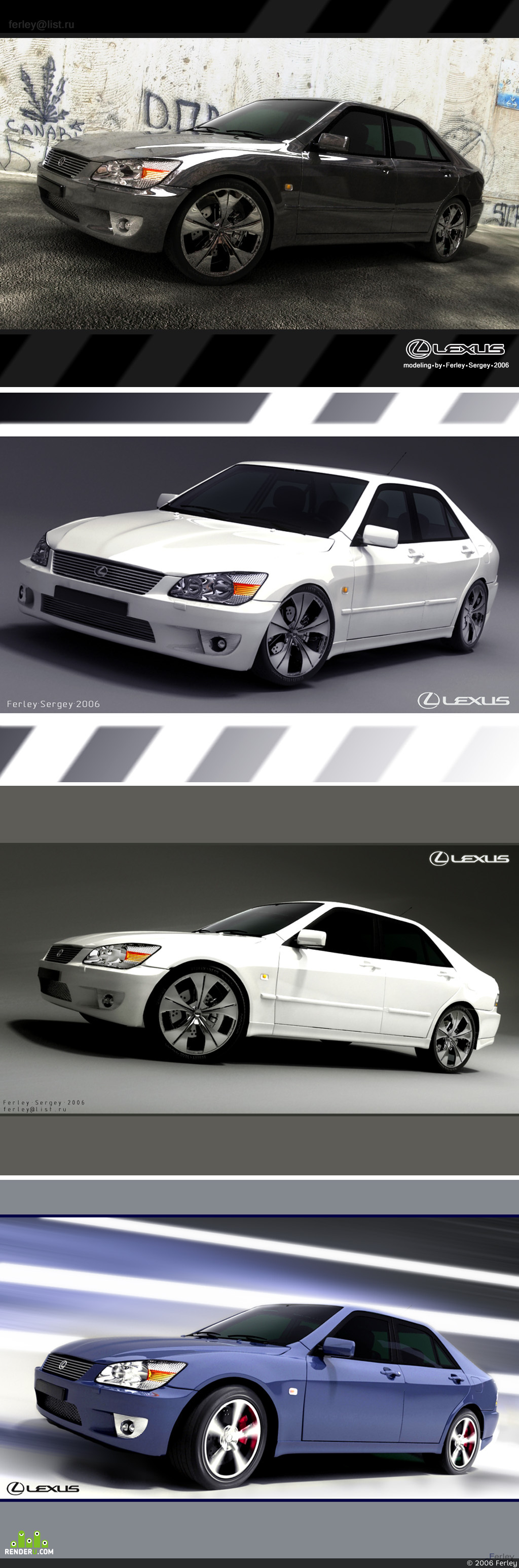 preview Lexus IS 200