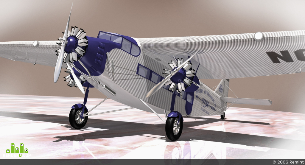 preview Ford-Tri-Motor