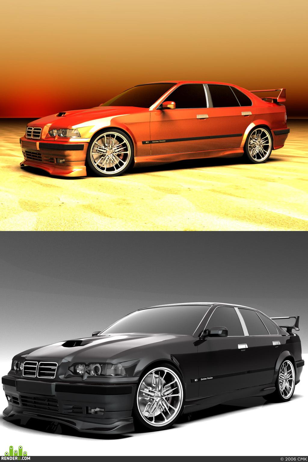 preview BMW E36