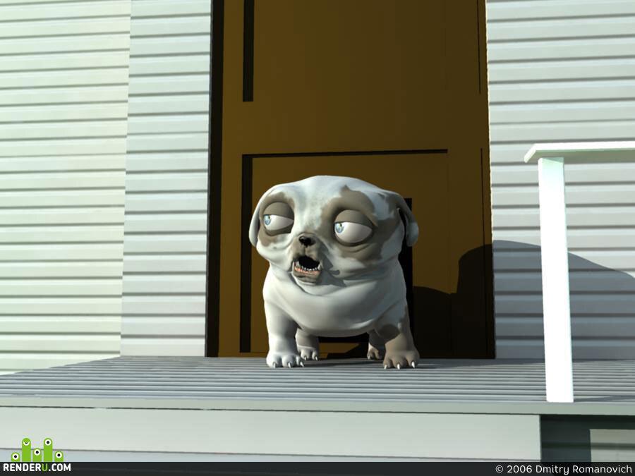 preview Storojevoy pes