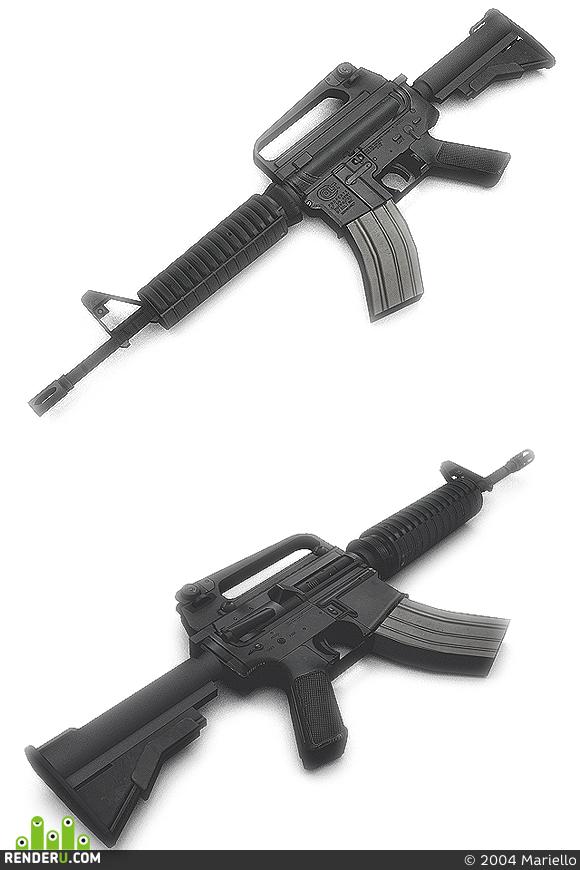 preview Colt M4A1