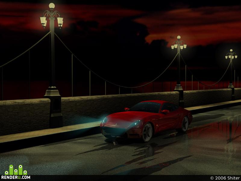preview Ferrari F612 Scaglietti