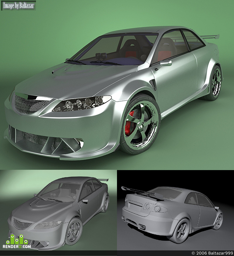 preview Mazda6_Tuning