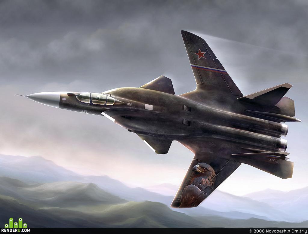 preview SU-47 (Berkut)