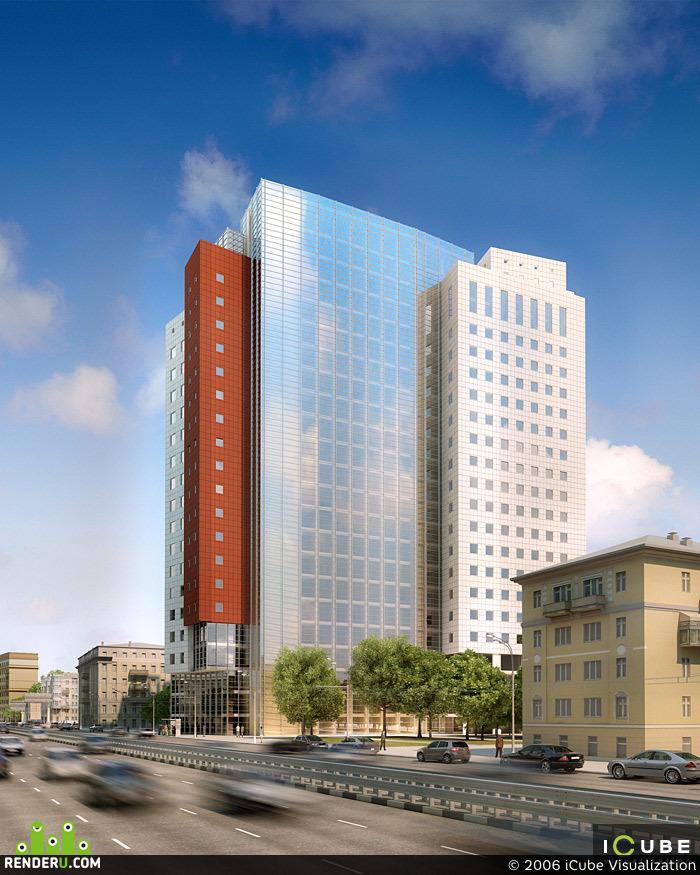preview Biznes-tsentr «Novosuschevskiy»