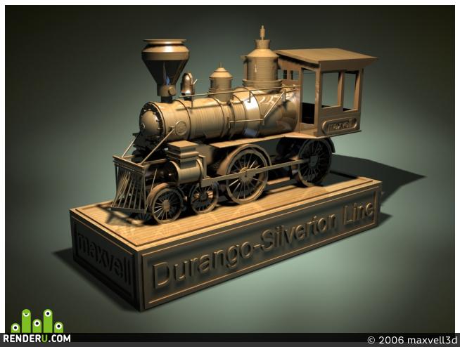 preview Durango-Silverton line