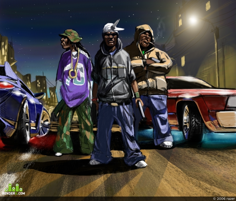 preview gangsta