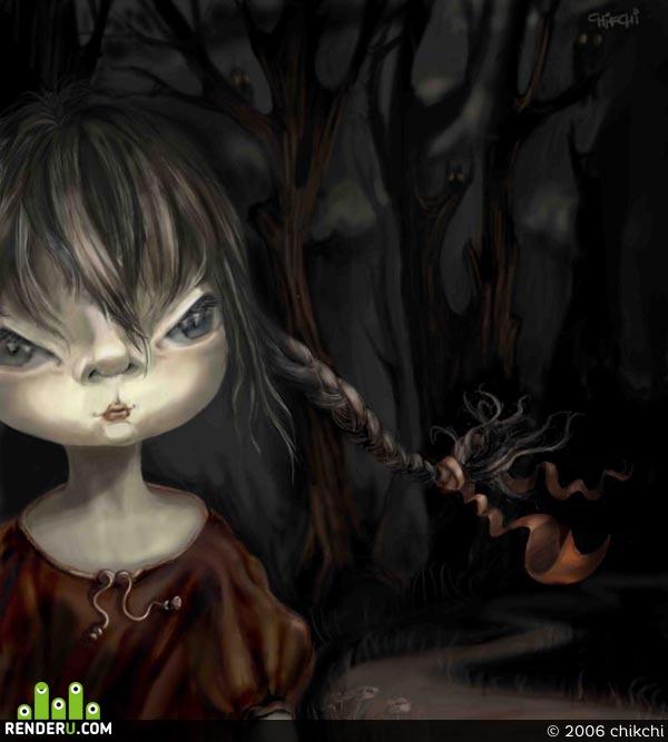 preview Naedine s lesom