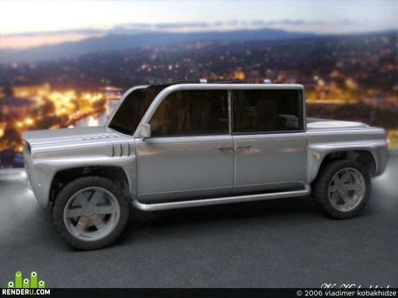 preview Jeep (Concept)