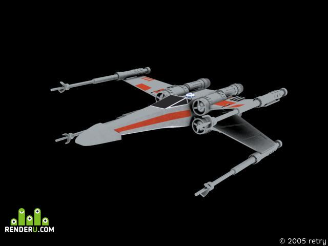 preview x-wing