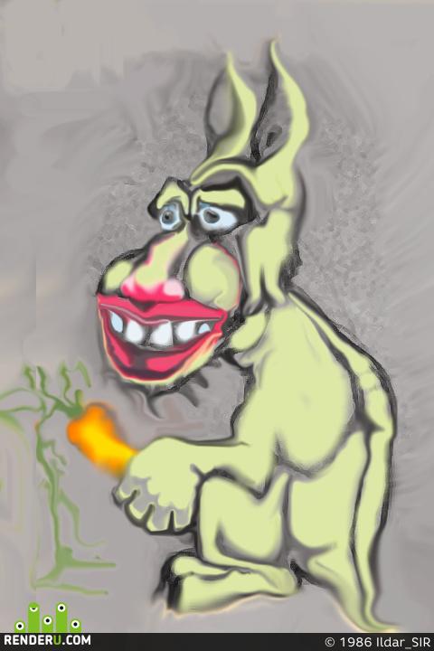 preview Недобрый кролик